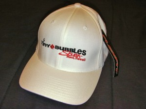 "TBS ""flexfit"" hat White"