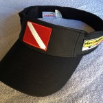 "TBS ""flexfit"" visor left"