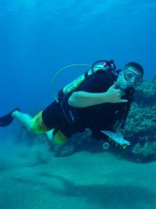U/W Naturalist Dive