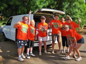 tiny-bubbles-scuba-diving-maui-aah-group-at-Ka'anapali-parkway
