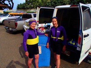 Sisters first Snorkel Adventure !!