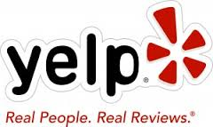 yelp reviews logo
