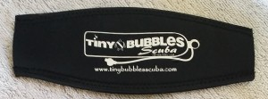 TBS Mask Straps - Sleeve - Closeup