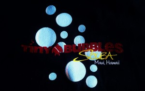 TBS logo front shirt