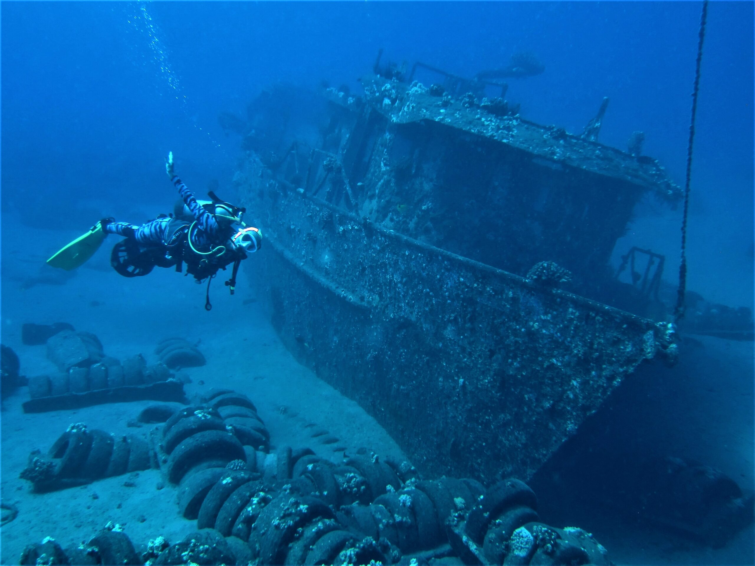 St. Anthony Wreck Dive